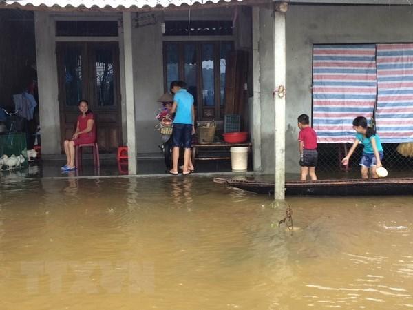 Vietnam apunta reforzar la adaptacion al cambio climatico y refuerza medidas contra desastres hinh anh 1