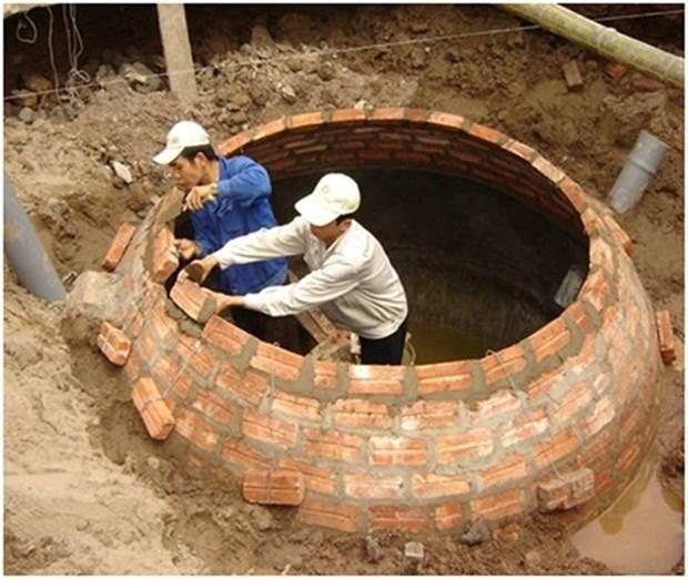 Miles de plantas de biogas construidas en Vietnam gracias a proyecto financiado por BAD hinh anh 1
