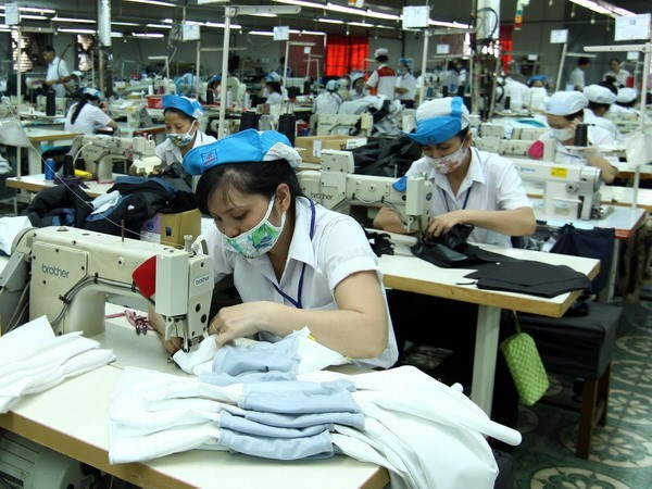 Provincia vietnamita Dong Nai atrae casi 900 millones de dolares de capital extranjero en primer semestre hinh anh 1