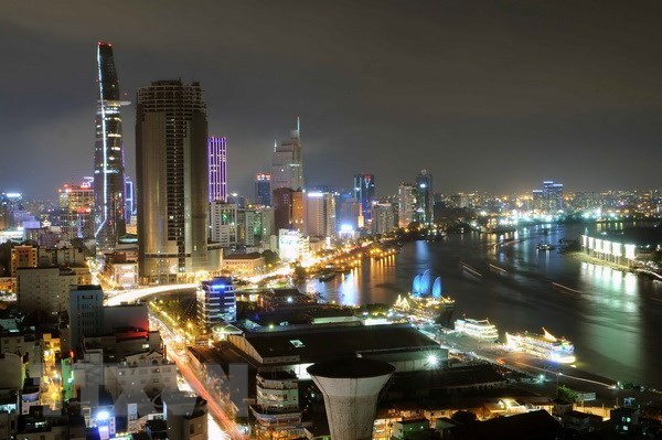 Ciudad Ho Chi Minh busca mejorar la competitividad economica hinh anh 1