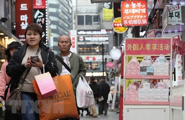 Sudcorea intercambia experiencias en desarrollo turistico con paises en via de desarrollo hinh anh 1