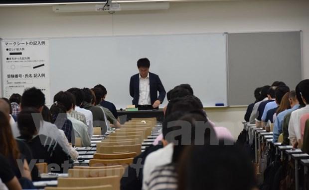 Mas de 500 japoneses participan en competencia sobre dominio de idioma vietnamita hinh anh 1