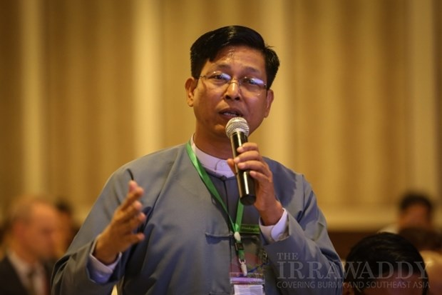 Myanmar celebrara la tercera conferencia de paz de Panglong en julio hinh anh 1