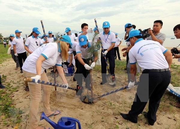 ONU-Habitat impulsa colaboracion con Vietnam en temas ambientales hinh anh 1