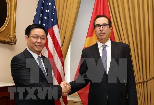 Vietnam y EE.UU. analizan estrategias para fortalecer cooperacion hinh anh 1
