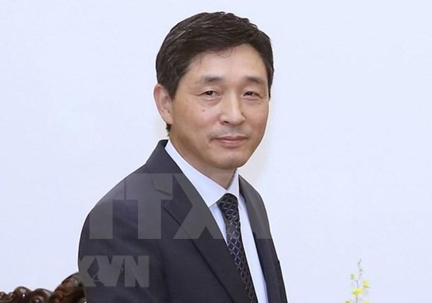 Robustecen relaciones ASEAN – Corea del Sur hinh anh 1