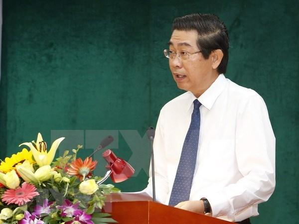 Cuadros, militantes y ciudadanos unen fuerzas en lucha contra corrupcion en Vietnam hinh anh 1