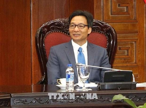 Vicepremier resalta determinacion vietnamita a cumplir la Agenda 2030 para Desarrollo Sostenible hinh anh 1