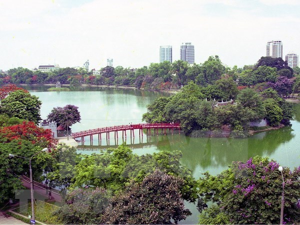 Resaltan frutos de la asistencia de Sudcorea a Vietnam en planificacion de ciudades verdes hinh anh 1