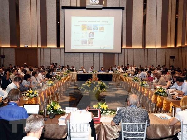 Vietnam organiza varias actividades en el marco de GEF-6 hinh anh 1