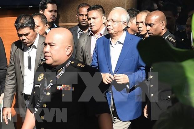Asciende a 273 millones de dolares valor de bienes incautados en casas vinculadas a Najib Razak hinh anh 1