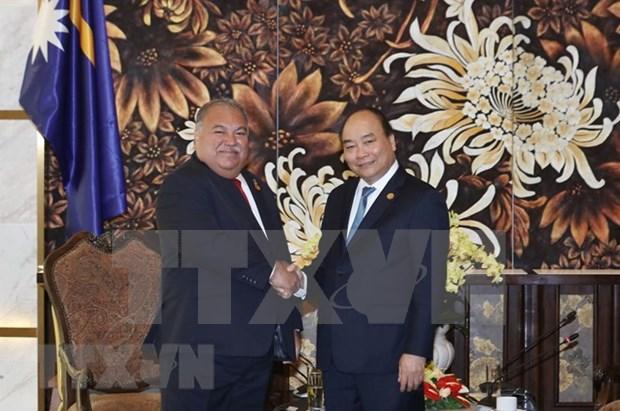 Vietnam pretende elevar relaciones con paises del Pacifico y America del Sur hinh anh 1