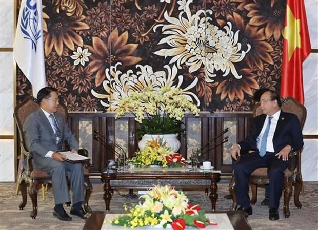 Vietnam espera apoyo de la ONUDI para el desarrollo de la industria auxiliar hinh anh 1
