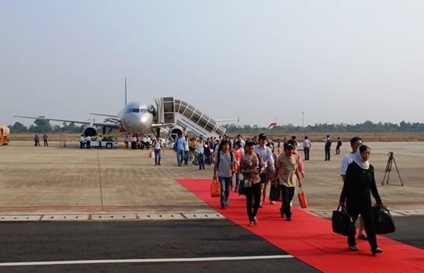 Vietnam recibe mas de 52 millones de vacacionistas por via aerea en primer semestre hinh anh 1