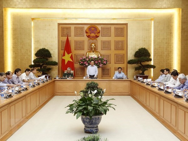Vietnam promueve integracion internacional en politica-defensa-seguridad hinh anh 1