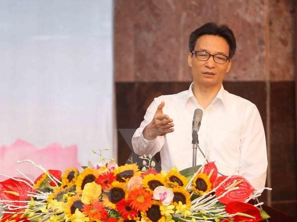 Resaltan esfuerzos de Vietnam por garantizar la felicidad de la poblacion hinh anh 1
