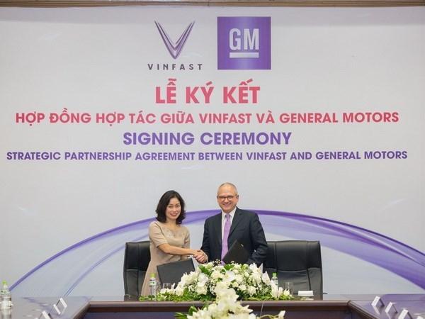 VinFast distribuira Chevrolets en Vietnam tras acuerdo con General Motors hinh anh 1
