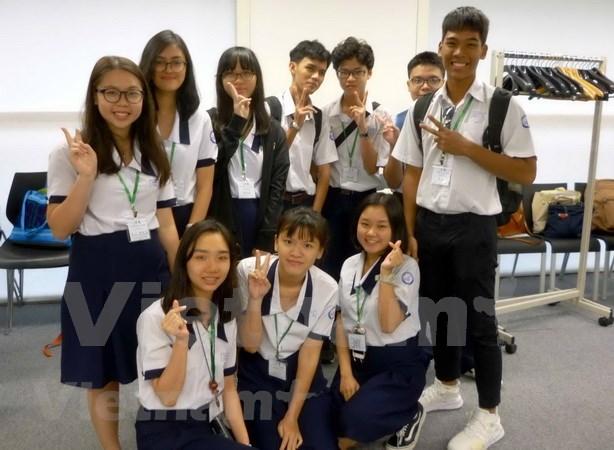 Vietnam es el cuarto pais con mayor cantidad de aprendices de idioma japones hinh anh 1