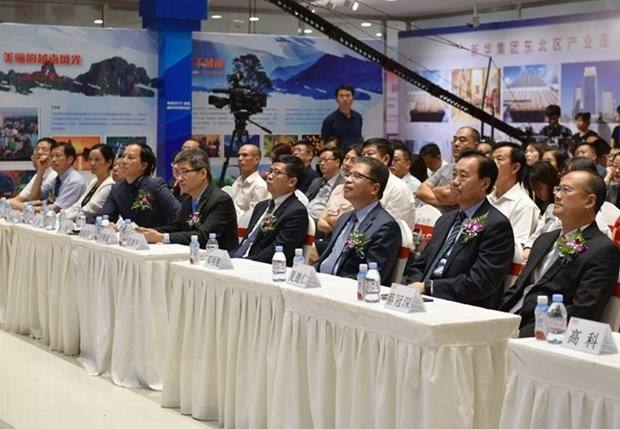 Promueven imagenes de Vietnam en provincia noreste de China hinh anh 1