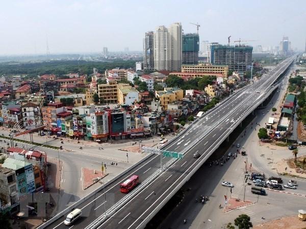 Alto crecimiento economico de numerosas localidades vietnamitas en primer semestre hinh anh 1