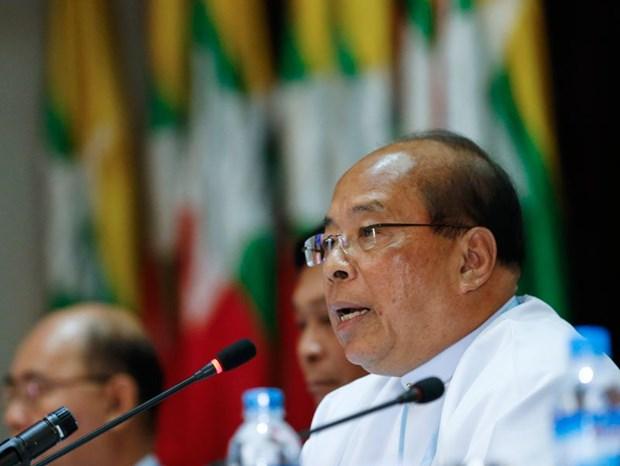 Myanmar reorganiza Comision de Inversion para captar fondos hinh anh 1