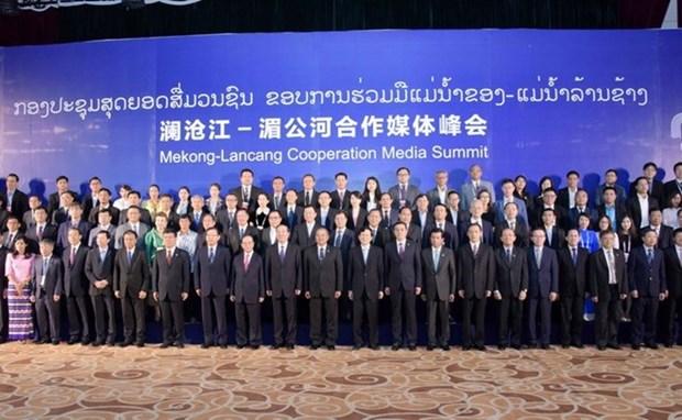 Destacan papel de la prensa en el impulso del turismo en region Mekong-Lancang hinh anh 1
