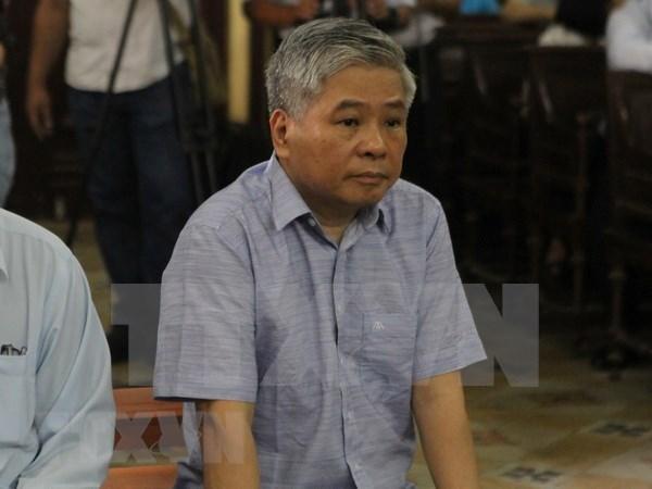 Condenado exsubgobernador de Banco Estatal de Vietnam a tres anos de prision hinh anh 1