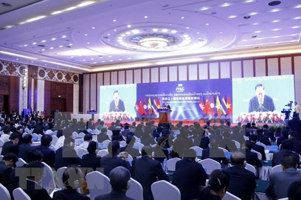 Fortalecen nexos en comunicaciones en el marco de cooperacion Mekong-Lancang hinh anh 1