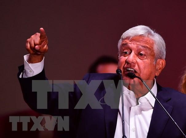 Vietnam felicita al nuevo presidente de Mexico hinh anh 1