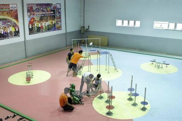 Celebraran en Vietnam concurso internacional de robotica en agosto hinh anh 1