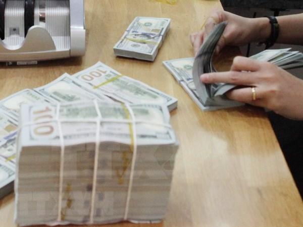 Reserva de divisas de Vietnam supera 63 mil millones de dolares hinh anh 1