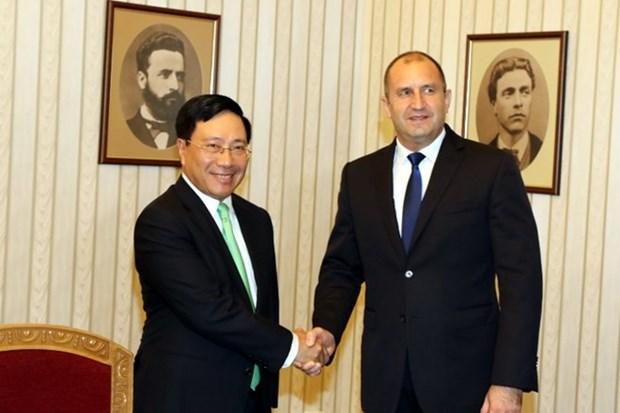 Bulgaria respalda ratificacion de TLC entre Vietnam y UE hinh anh 1