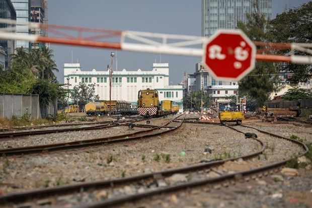 Camboya reanuda servicios ferroviarios locales hinh anh 1