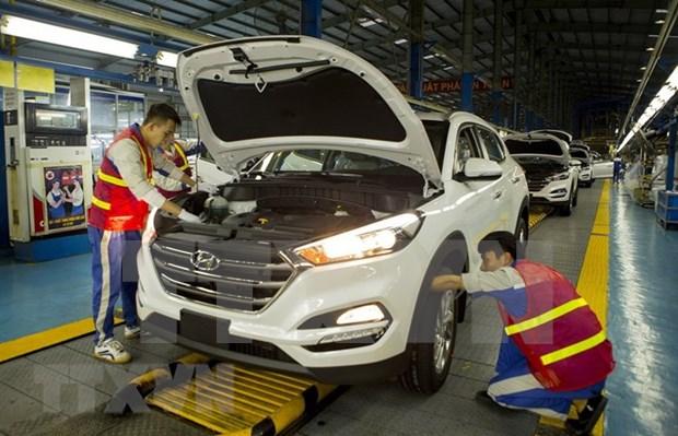 Empresas sudcoreanas estudian condiciones de inversion en Vietnam hinh anh 1
