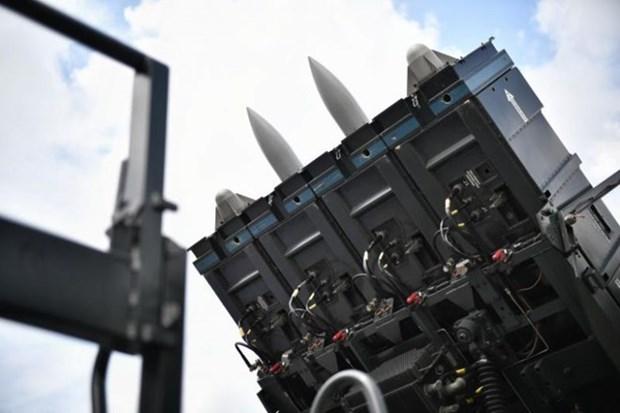 Singapur mejora su sistema de defensa antiaerea hinh anh 1