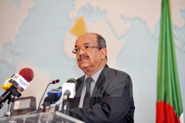 Canciller de Argelia visitara Vietnam para intensificar lazos bilaterales hinh anh 1
