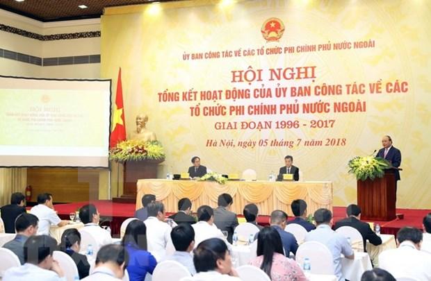 Vietnam busca agilizar cooperacion con organizaciones no gubernamentales hinh anh 1