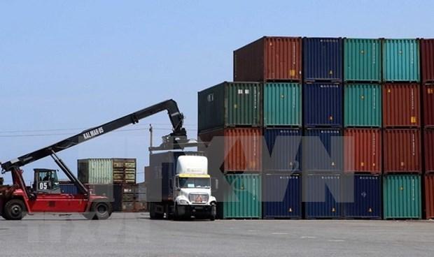 Puerto de Da Nang obtiene cifra record de carga de mercancias hinh anh 1