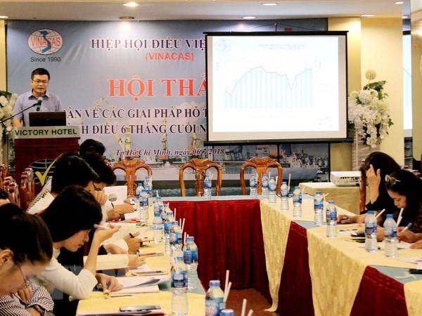 Sector vietnamita de anacardo pide un paquete de credito de 800 millones de dolares hinh anh 1