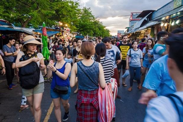 Abren clase del idioma vietnamita en Tailandia hinh anh 1