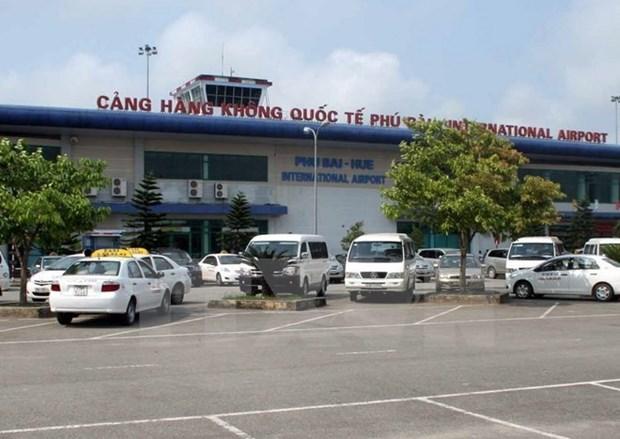 Invertiran 74 millones de dolares en ampliacion de aeropuerto de Phu Bai hinh anh 1