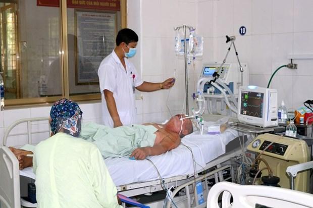 Japon ayuda a hospital vietnamita a mejorar sus servicios hinh anh 1