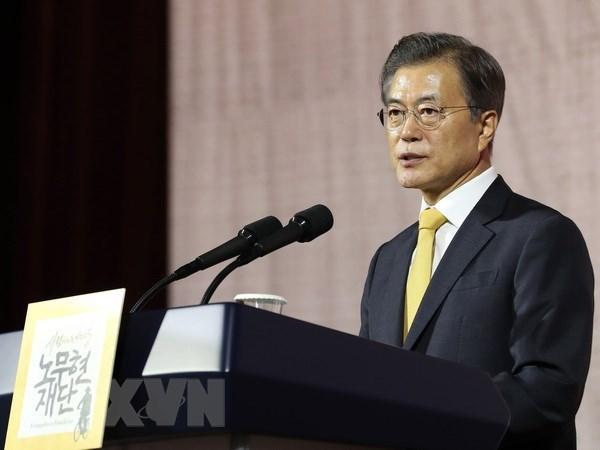 Empresas sudcoreanas buscaran oportunidades de negocios en Singapur hinh anh 1
