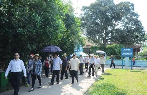 Provincia vietnamita de Nghe An traza estrategia para atraer a mas turistas hinh anh 1