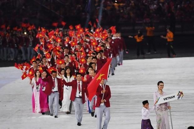 Vietnam acogera juegos del Sudeste Asiatico y Paralimpicos de ASEAN en 2021 hinh anh 1