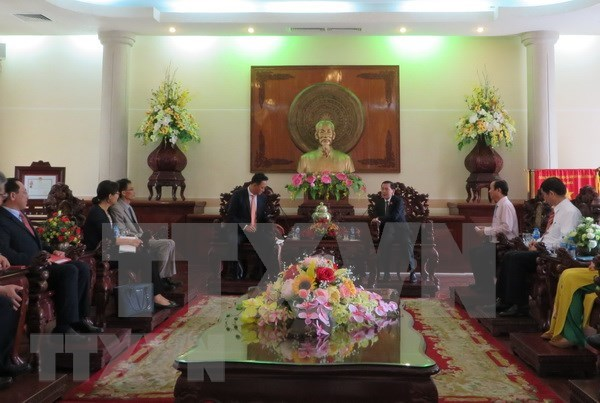Ciudad vietnamita impulsa cooperacion multifacetica con Corea del Sur hinh anh 1