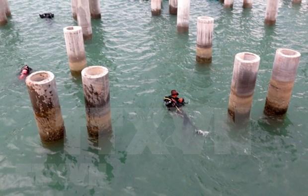Arqueologos de Vietnam excavan barco hundido con ceramicas del siglo XVI hinh anh 1