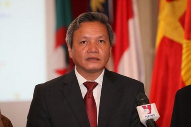 Proxima visita de canciller argelino a Hanoi impulsara nexos bilaterales, afirma embajador vietnamita hinh anh 1