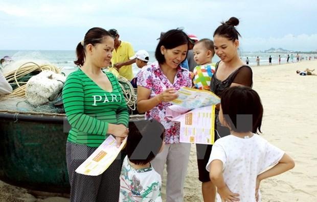 Planificacion familiar contribuye a erradicacion de la pobreza en Vietnam hinh anh 1