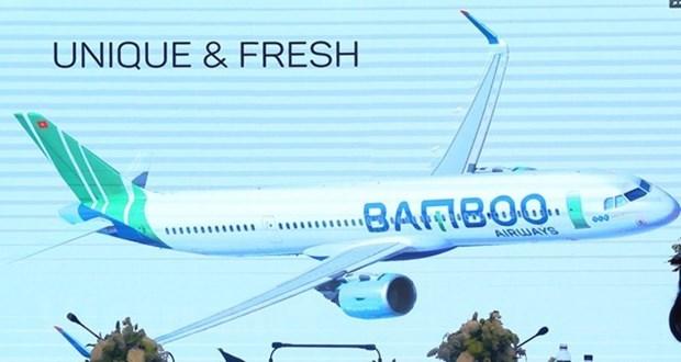 Aprueban inversion para el proyecto de Bamboo Airlines en Vietnam hinh anh 1